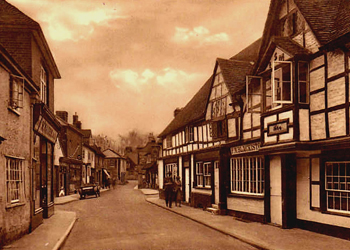 West Street 1915