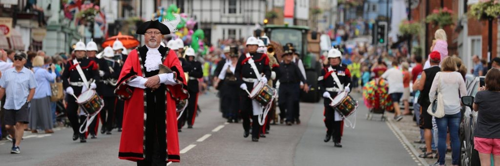 Midhurst Carnival Procession